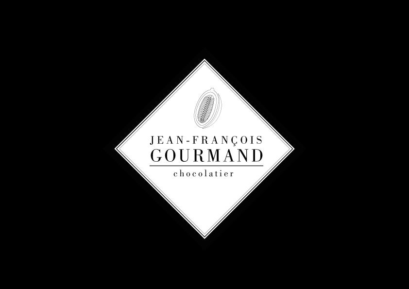 Logo du chocolatier Jean-François Gourmand