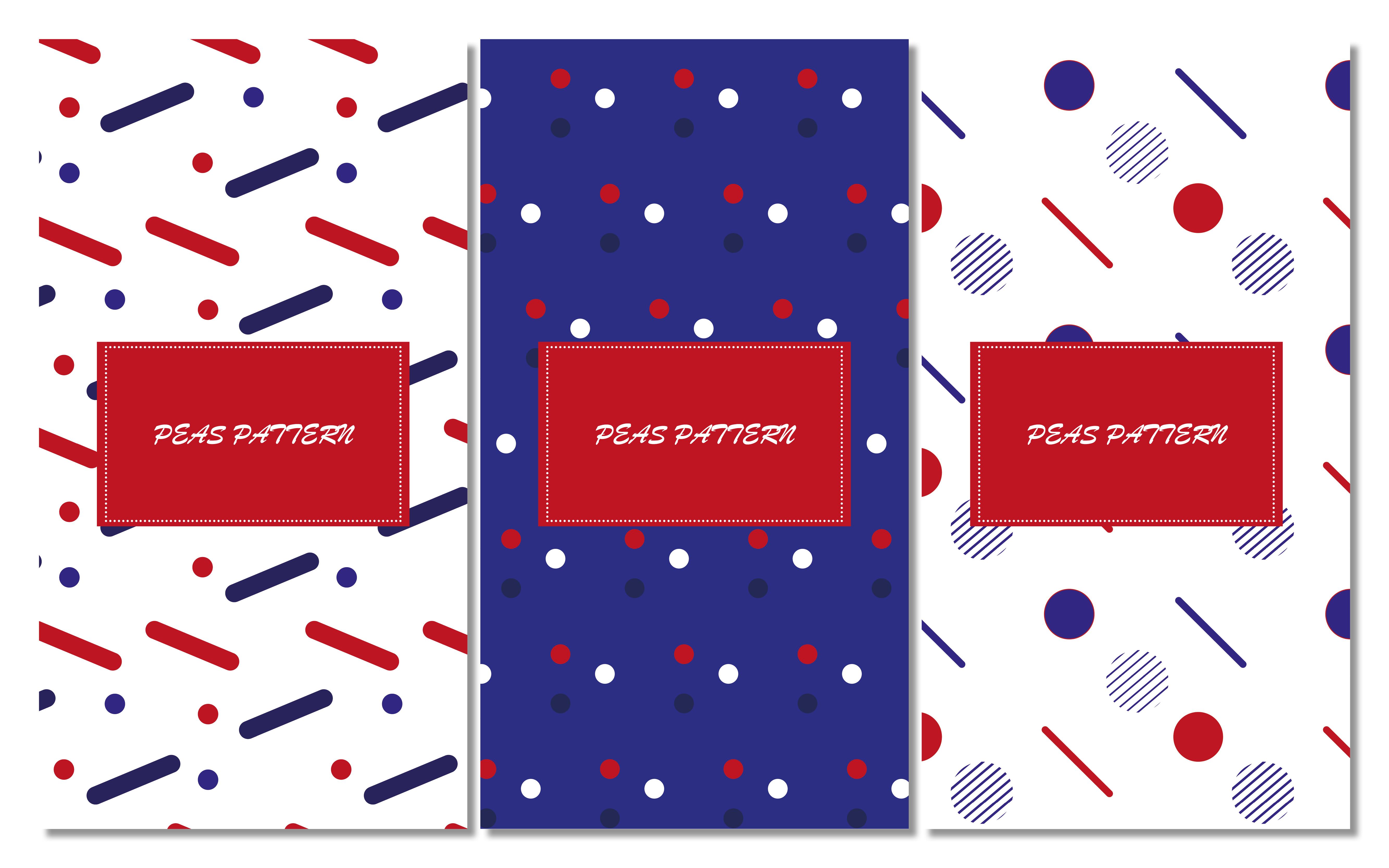 peas-pattern-bleu-blanc-rouge