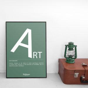 affiche-decorative-murale-shokoon-l-afficheuse-art-definition