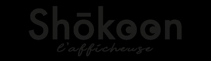 logo-shokoon_lafficheuse-affiches-decoratives
