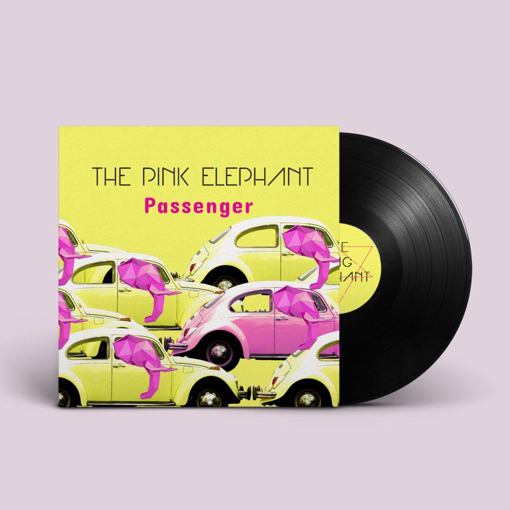Pochette disque vinyle